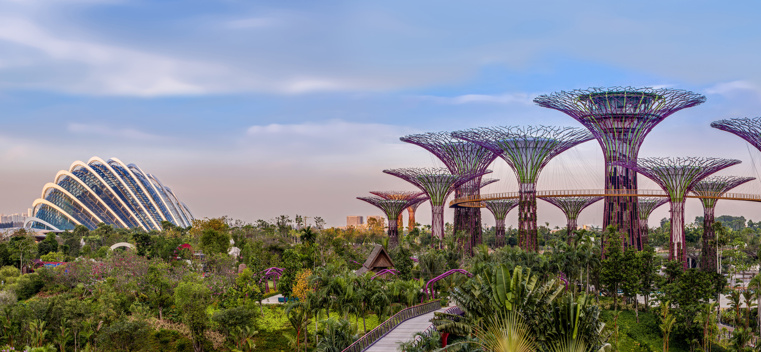 GARDENS BY THE BAY - SINGAPORE | Thetravelshots