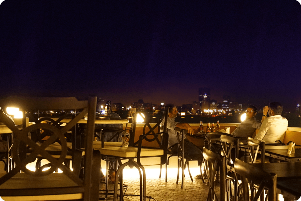 Romantic Beach Restaurants In Mumbai For A Dinner Date In 2021