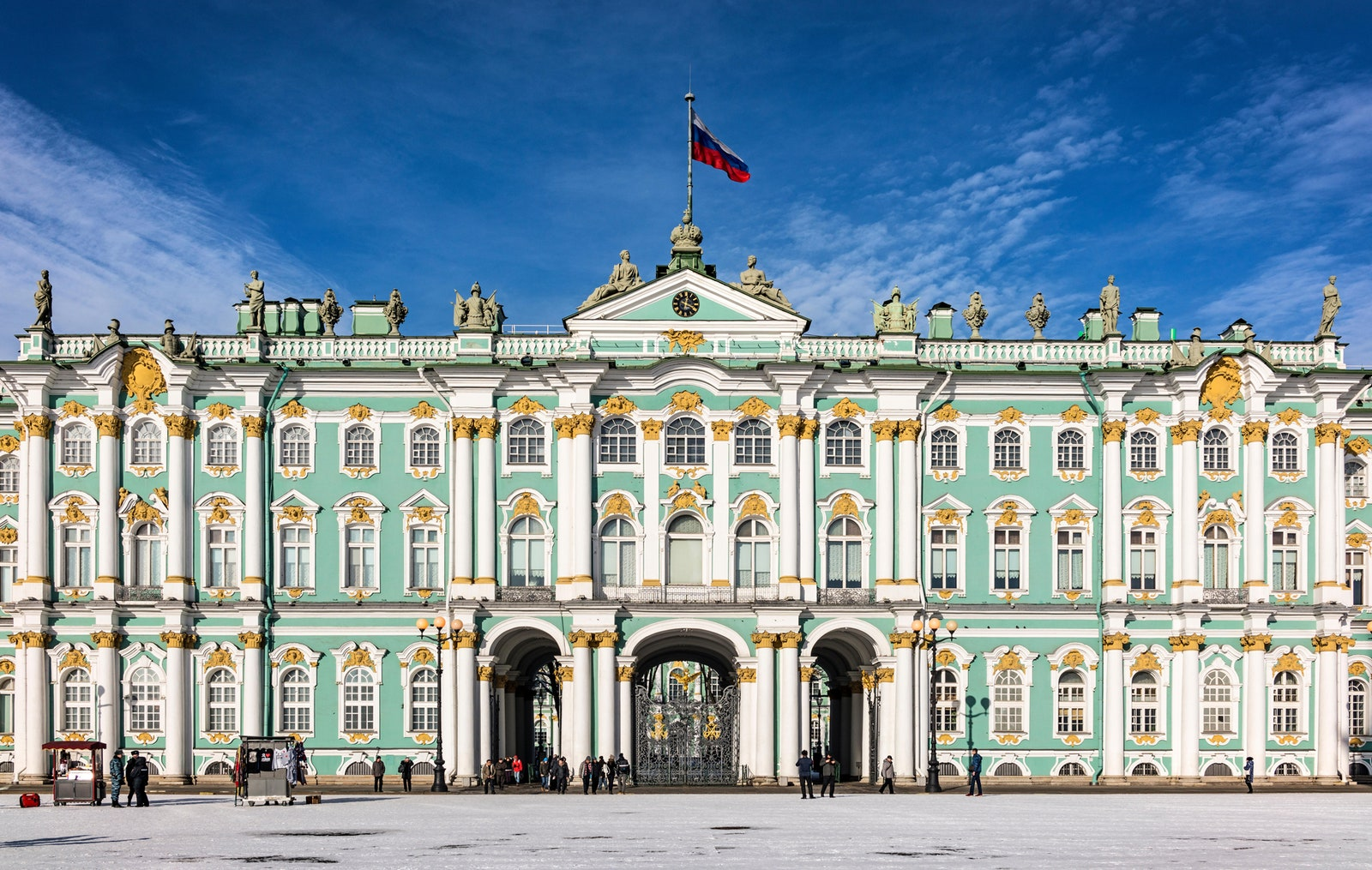 Saint Petersburg : The Historical Center - Thetravelshots